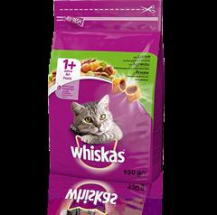 Whiskas<sup>®</sup> 1+ Lamm