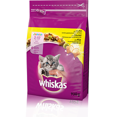 Whiskas® Junior Huhn