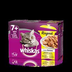 Whiskas® 7+ Ragout in Gelée Geflügel