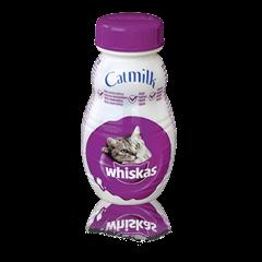 WHISKAS® pochoutky Mléko pro kočky 200ml