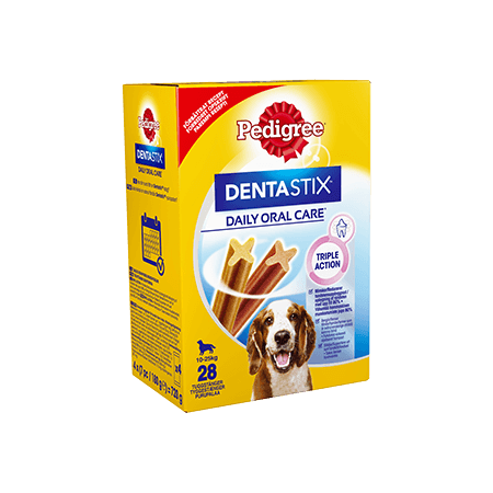 PEDIGREE®® DENTASTIX™ DAILY Medium 28x