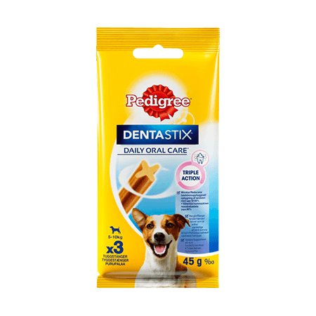 Pedigree® DENTASTIX™ DAILY  Small 3x