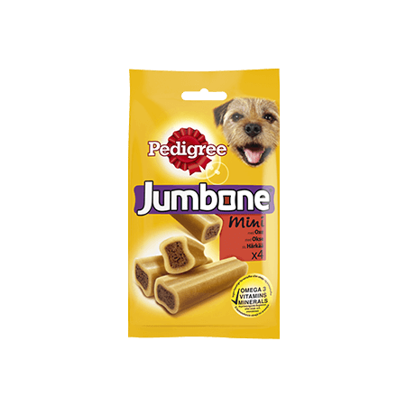 Pedigree<sup>®</sup> Jumbone Mini x4