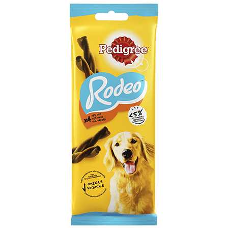 PEDIGREE® Rodeo Okse 4 stk