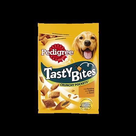 PEDIGREE®<sup>®</sup> Tasty Bites Crunchy Pockets 95g