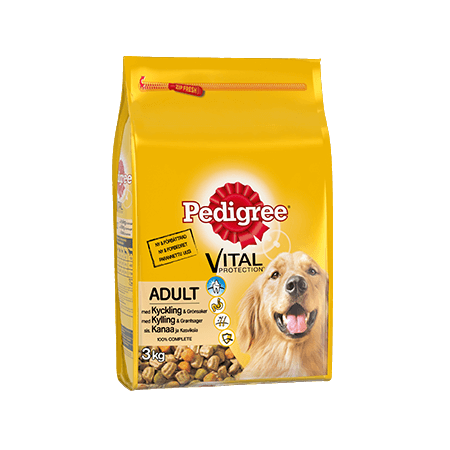 Pedigree<sup>®</sup> Vital Protection Adult med Kylling