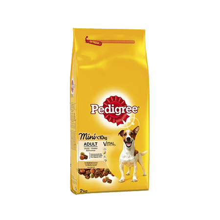 PEDIGREE®<sup>®</sup> Vital Protection Mini < 10 kg Kylling
