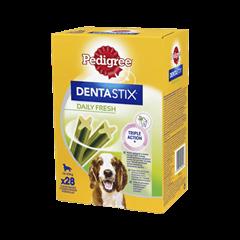 PEDIGREE® DENTASTIX™ DAILY FRESH Medium 28x