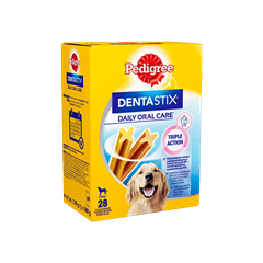 PEDIGREE® DENTASTIX™ DAILY Large 28x