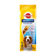 PEDIGREE® DENTASTIX™ DAILY Medium 3x