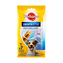 PEDIGREE® DENTASTIX™ DAILY  Small 7x