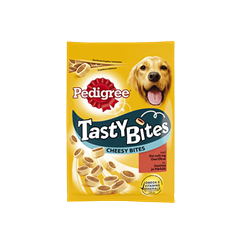 PEDIGREE® Tasty Bites Cheesy Bites 140g