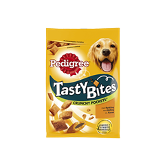 PEDIGREE® Tasty Bites Crunchy Pockets 95g