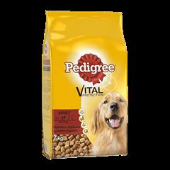 PEDIGREE® Vital Protection™ Adult Okse & Fjerkræ 7kg