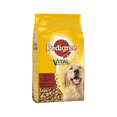 PEDIGREE® Vital Protection Adult Okse&Kylling