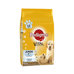 PEDIGREE® Vital Protection Junior med Kylling 10kg