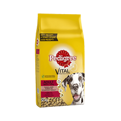 PEDIGREE® Vital Protection Adult Maxi >25kg med Okse