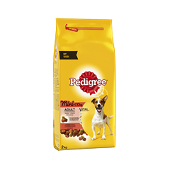 PEDIGREE® Vital Protection Mini < 10 kg Oksekød