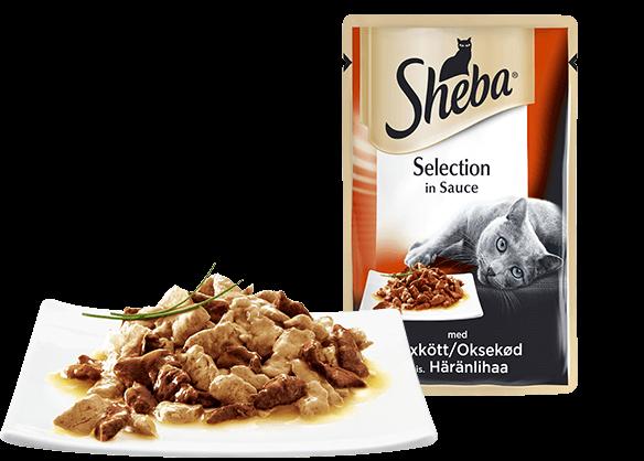 Sheba® Selection Okse