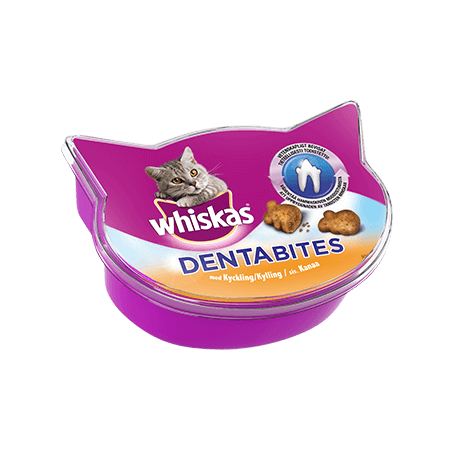 Whiskas® Dentabites Godbidder