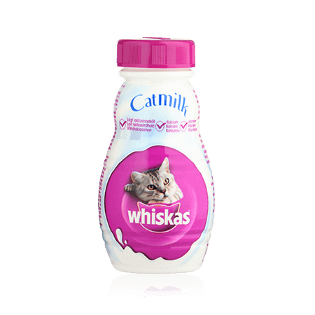 Whiskas® Kattemælk