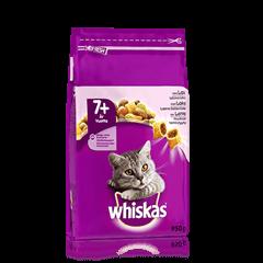 Whiskas® 7+ Laks