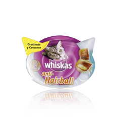 WHISKAS® Anti-Hairball