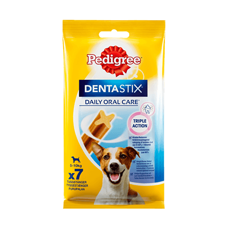 Pedigree® DENTASTIX™ DAILY  Small 7x