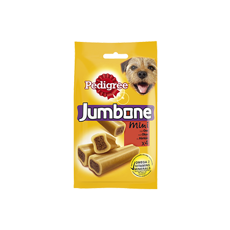 Pedigree® Jumbone Mini Häränliha
