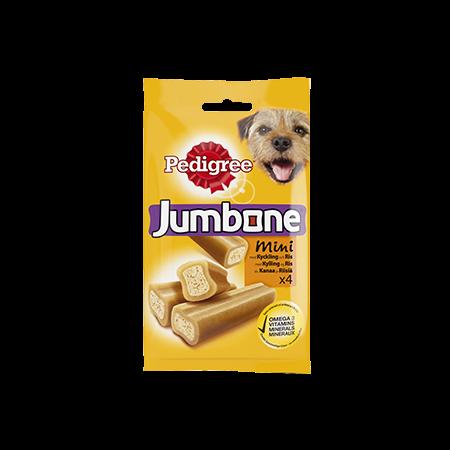 PEDIGREE®® Jumbone Mini Kana-Riisi