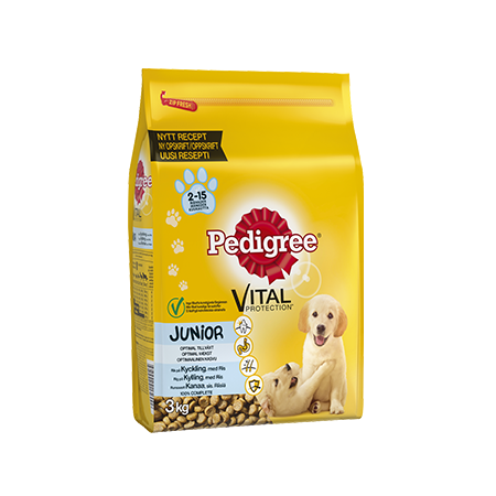 PEDIGREE®® Junior Kanaa