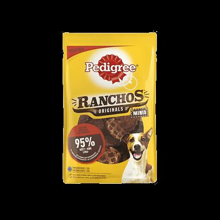Pedigree® Ranchos™ Minis Härkää