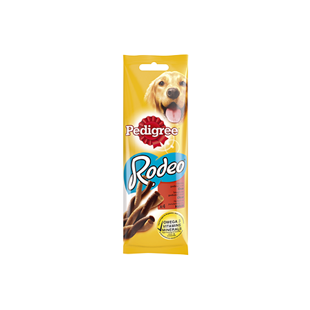 Pedigree® Rodeo Häränlihaa