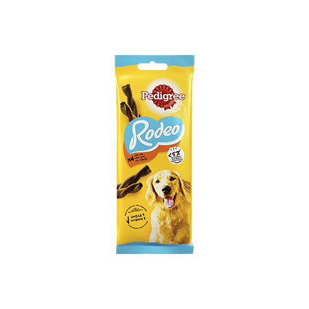 Pedigree® Rodeo Härkää 4pc