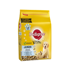 PEDIGREE® Junior Kanaa