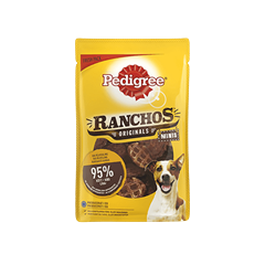 PEDIGREE® Ranchos™ Minis Kanaa