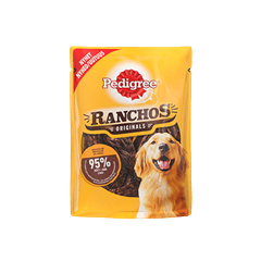 PEDIGREE® Ranchos Originals Kanaa 70g