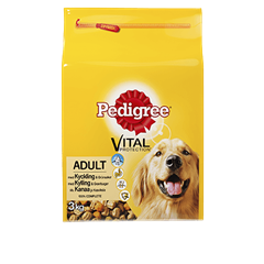 PEDIGREE® Vital Protection™ sis. Kanaa 3kg
