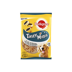 Tasty Minis Juustoa & Härkää