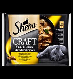 Sheba® Craft Siipikarja 4-pack