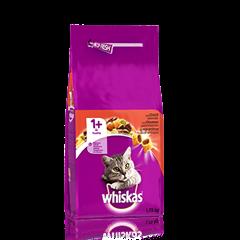 Whiskas® 1+ Häränlihaa 1,75kg