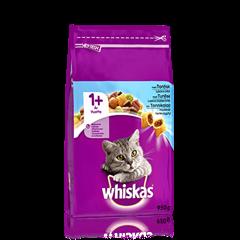 Whiskas® 1+ Tonnikalaa 950g