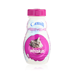 Whiskas® Catmilk -kissanmaito 200ml