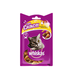 Whiskas® Trio Crunchy Siipikarja Mix