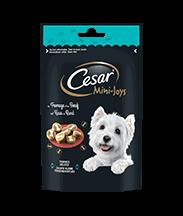 Les Tendres Délices CESAR® Mini-Joys au Fromage & au Bœuf 100g