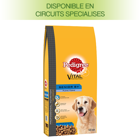 croquettes chiens senior professional nutrition 13kg pedigree. Black Bedroom Furniture Sets. Home Design Ideas