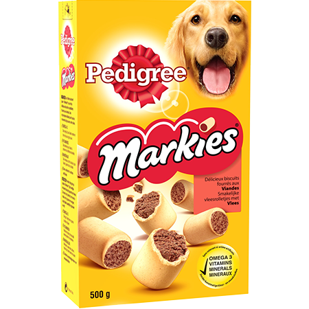 Biscuits Markies™ pour chien adulte
