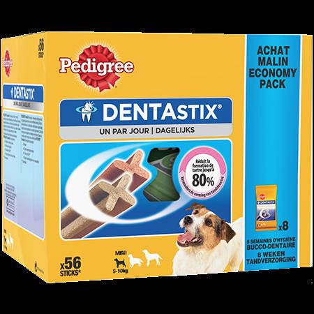 Bâtonnets à mâcher Dentastix™ x56 pour petit chien