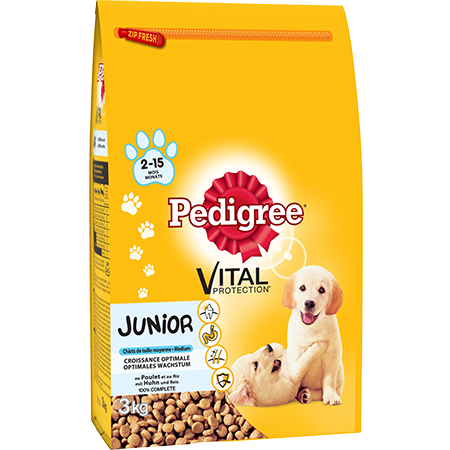 PEDIGREE® DENTASTIX FRESH multipack pour Moyens Chiens 28 sticks