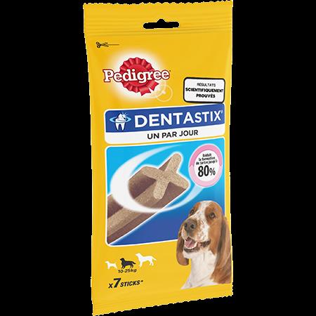 Bâtonnets à mâcher Dentastix™ x7 pour moyen chien